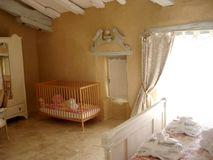 Coco suite spacious bedroom