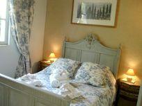 Lartigue suite 2nd double bedroom