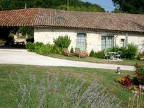 Coco suite garden area