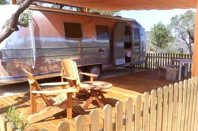 Family Friendly Holidays at Caserio del Mirador - Airstream