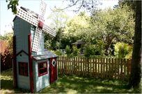 Swilland Mill's Windmill Playhouse