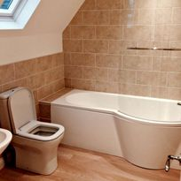 Dairymans cottage bathroom