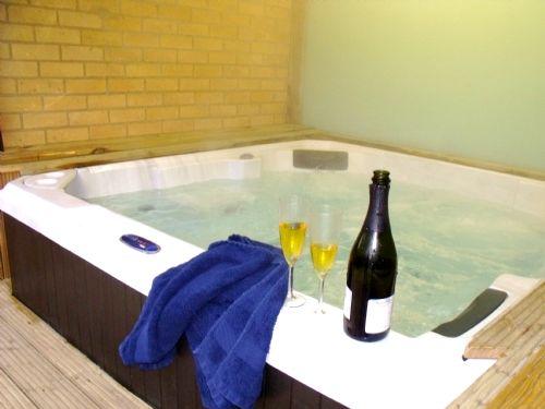 Swilland Mill's Hot Tub