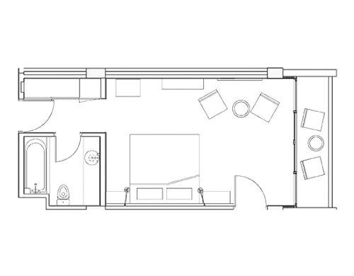 Veranda Room Floor Plan
