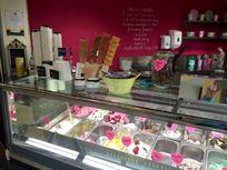 Black Isle Dairy Ice Cream Parlour onsite