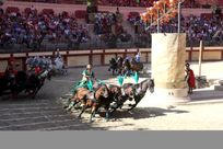 Puy du fou (Roman circus games...)
