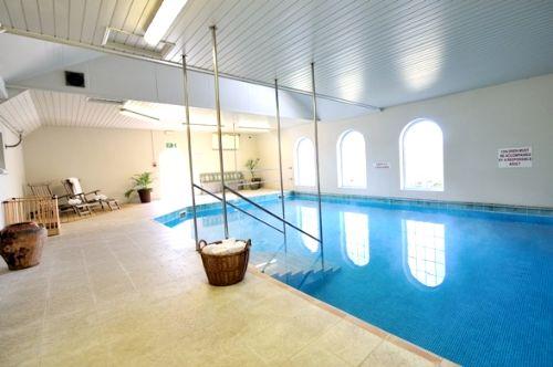 Rosevine's Heated Pool