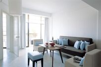 Lounge with Sofabed - 1 Bed Suite