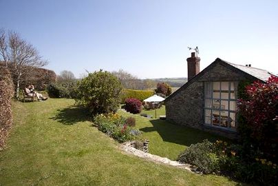 Family Friendly Holidays at Treworgey Cottages - Geoff's Barn