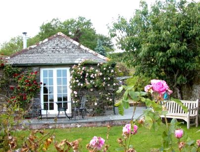 Family Friendly Holidays at Treworgey Cottages - Well