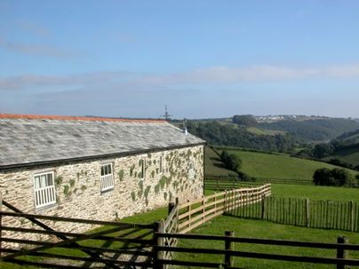 Family Friendly Holidays at Treworgey Cottages - Trelugas