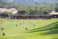 24 Stage golf driving range