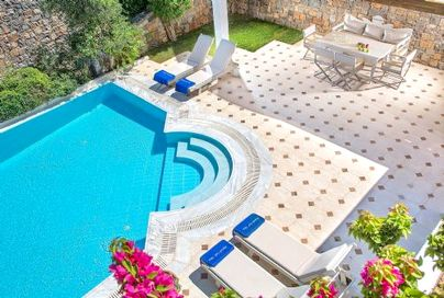 Family Friendly Holidays at Elounda Gulf Villas & Suites - Aegean Pool Villa