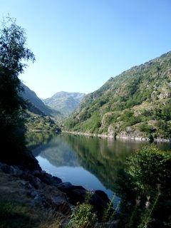 Pyrenean Summer scene