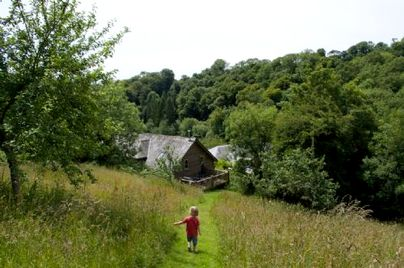 Family Friendly Holidays at Flear Farm Cottages - Orchard Lodge