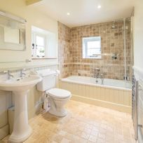 Ensuite from twin bedroom