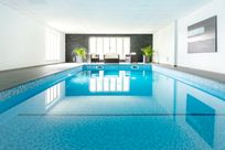 Our fabulous indoor pool open all year round