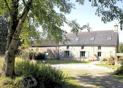 Family Friendly Holidays at Rural Gites - La Maison du Puits