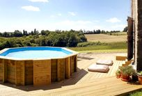 Communal Pool and Sun Terrace