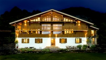 Family Friendly Holidays at Sky Chalet Whole Rental