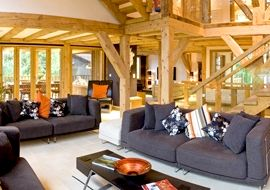 Sky Chalet - Family Suite Image 2