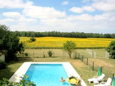 Family Friendly Holidays at The Grange - La Bigorre Holiday Cottages