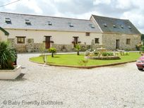 Courtyard Views of Cottages