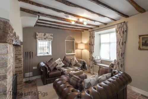 Three Little Pigs Luxury Cottage Image 7