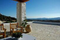 Gorgeous terrace views