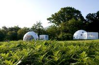 Geo Dome (private ensuite) - Col d'Ibardin Image 6