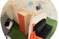 Geo Dome (private ensuite) - Col d'Ibardin Image 4