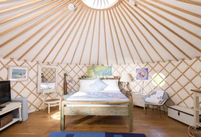 Family Friendly Holidays at Yurts, Sleeps 2