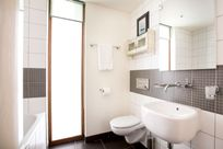 Stylish wet room