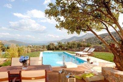 Family Friendly Holidays at Domes of Elounda - 2 Bed Residence + Pool