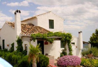 Family Friendly Holidays at Finca Vinuela - Cottage (Sleeps 2 + infant)
