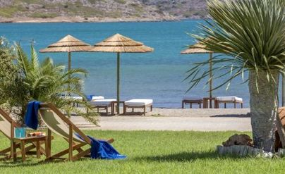 Family Friendly Holidays at Elounda Gulf Villas & Suites - Deluxe Senior Suite