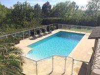 Pool - heated and gated