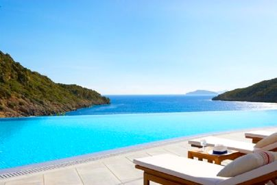 Family Friendly Holidays at Daios Cove - Deluxe Sea View Room + Pool