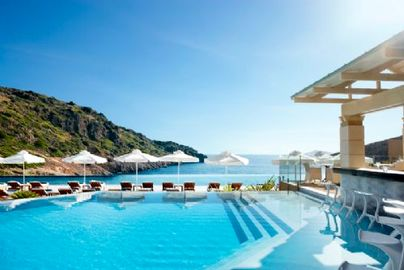 Family Friendly Holidays at Daios Cove - Junior Suite with Private Pool