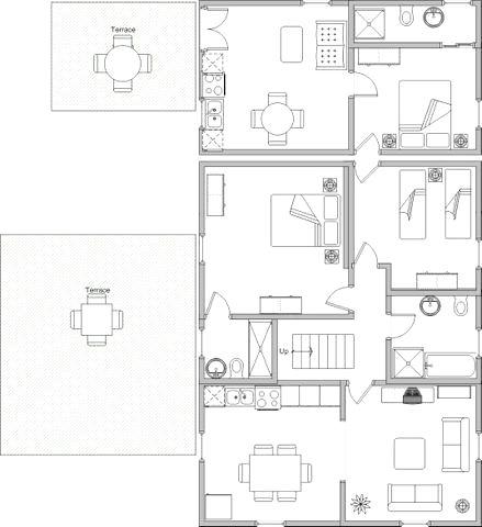 Maggiore's Floor Plan