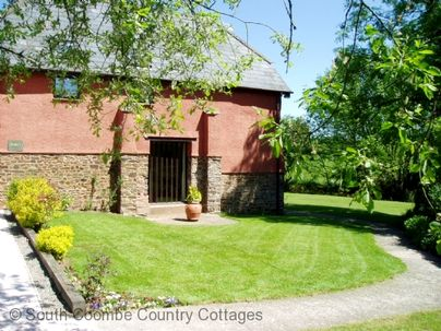 Family Friendly Holidays at South Coombe Country Cottages - Drake's Cottage