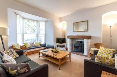 Family Friendly Holidays at Tenby Townhouse