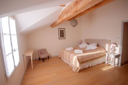Les Forges- Bedroom