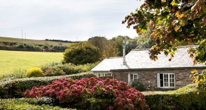 Family Friendly Holidays at Treworgey Cottages - Orchard