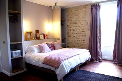 Family Friendly Holidays at Manoir du Moulin - Rose Suite