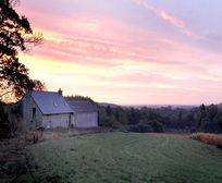 Sunrise at Guebernez