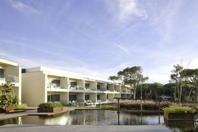 Family Friendly Holidays at Martinhal Cascais - Deluxe Double + Bunks