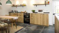 The kitchen /diner