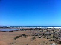 The stunning beaches