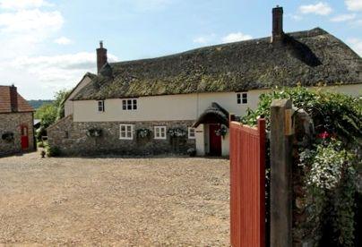 Family Friendly Holidays at Red Doors Farm - The Farmhouse